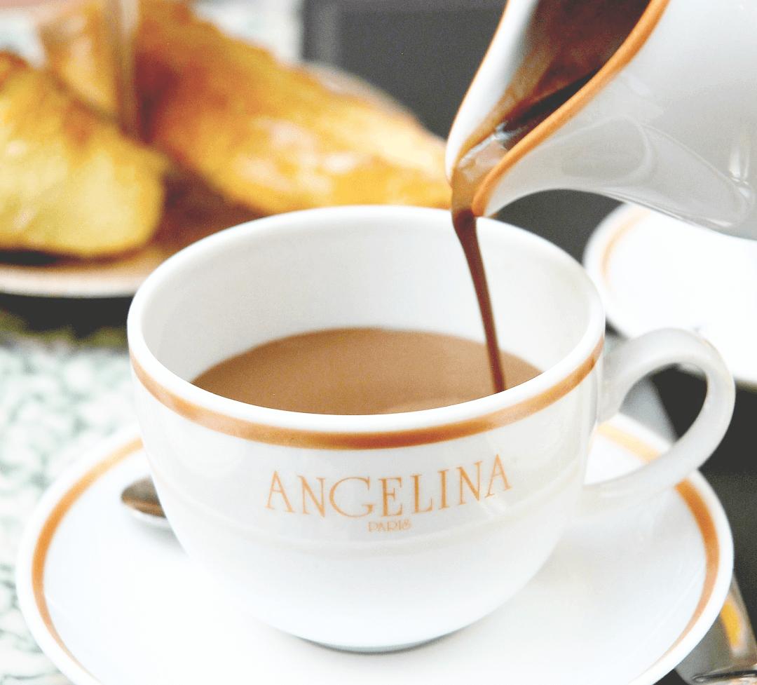 5 lugares para tomar chocolate quente em Paris