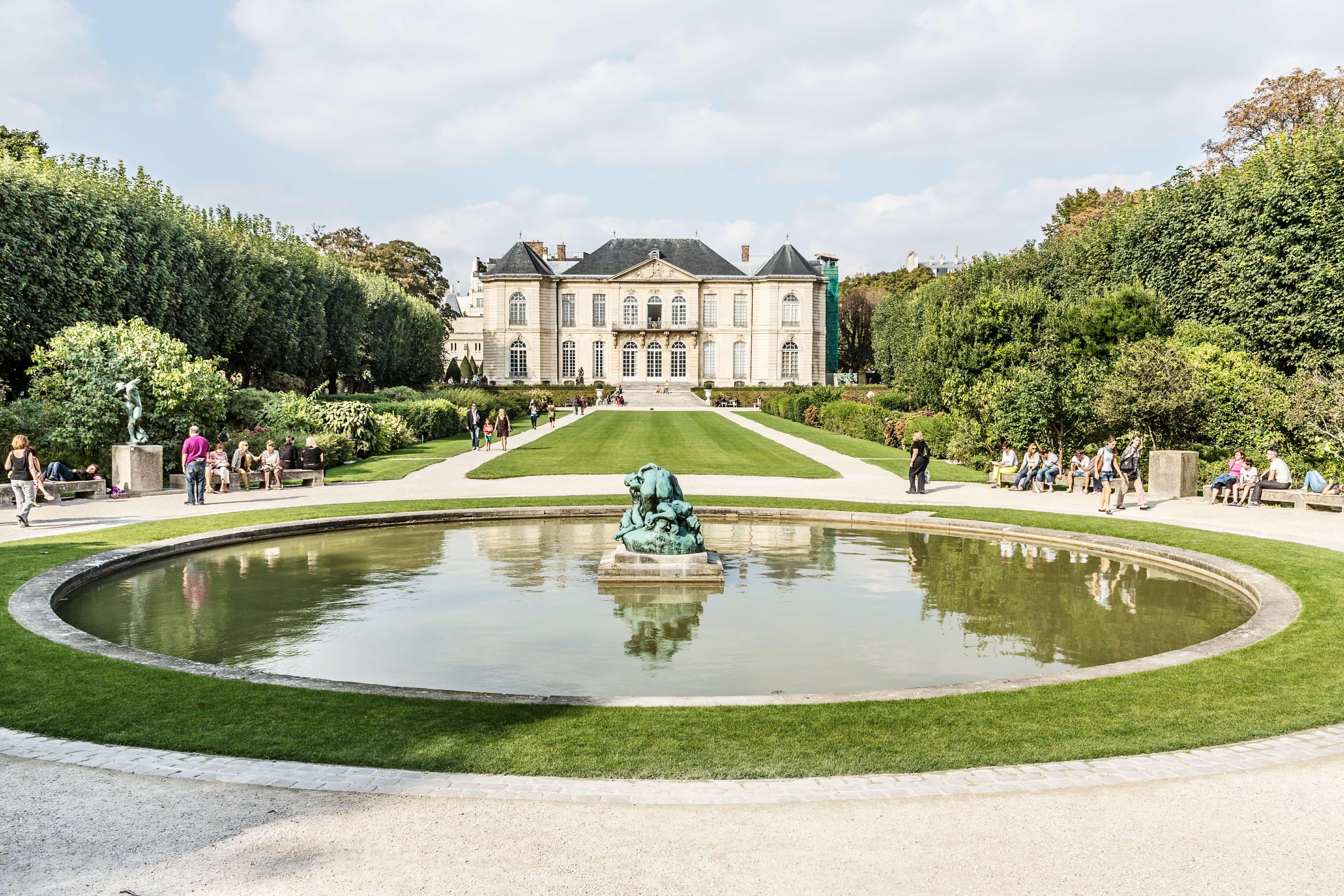 Museu Rodin: Um dos museus mais bonitos da Cidade Luz