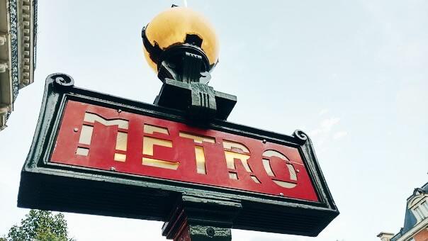 transporte-em-paris-metro