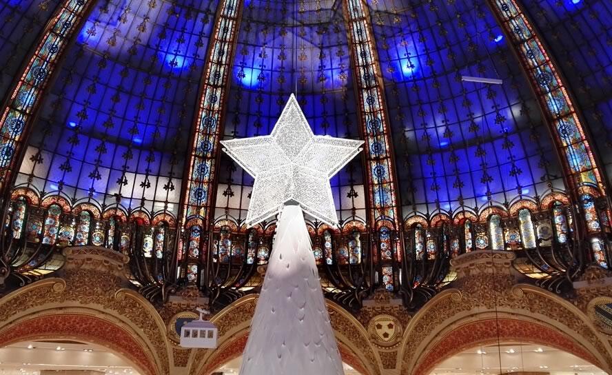 Como é Paris em dezembro e tudo que acontece no mês natalino