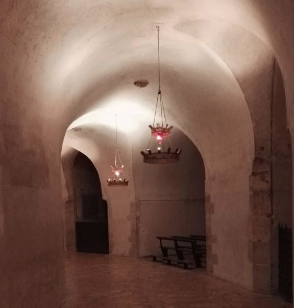 chartres-cripta