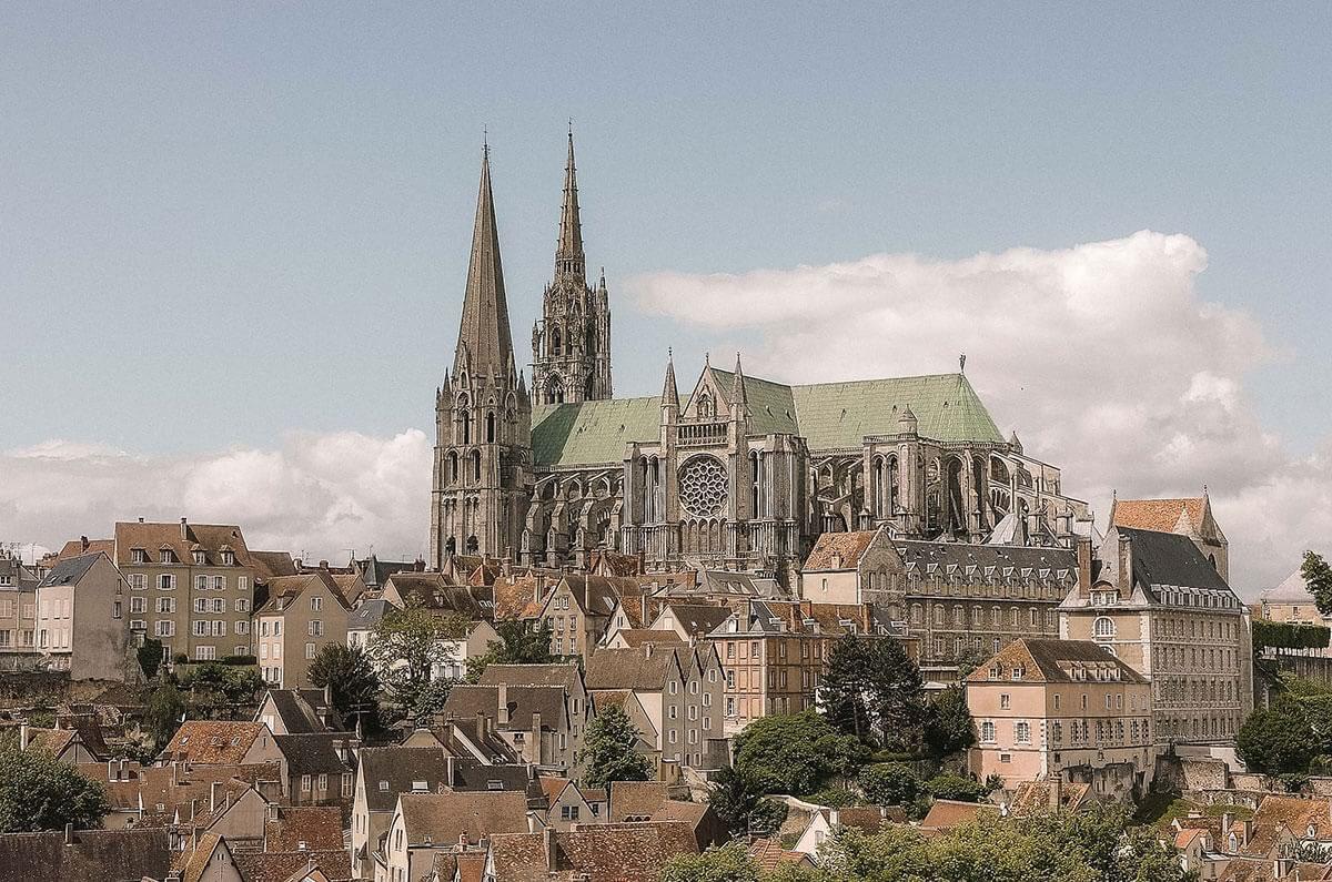 O que fazer em Chartres, uma linda cidade histórica perto de Paris