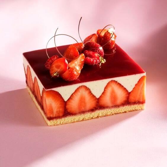 doces-franceses-fraisier