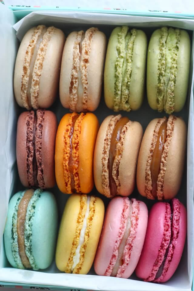 doces-franceses-macarons