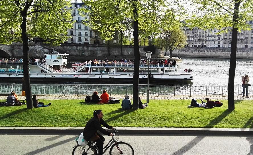 Lugares para fazer piquenique em Paris (e dicas para organizar)