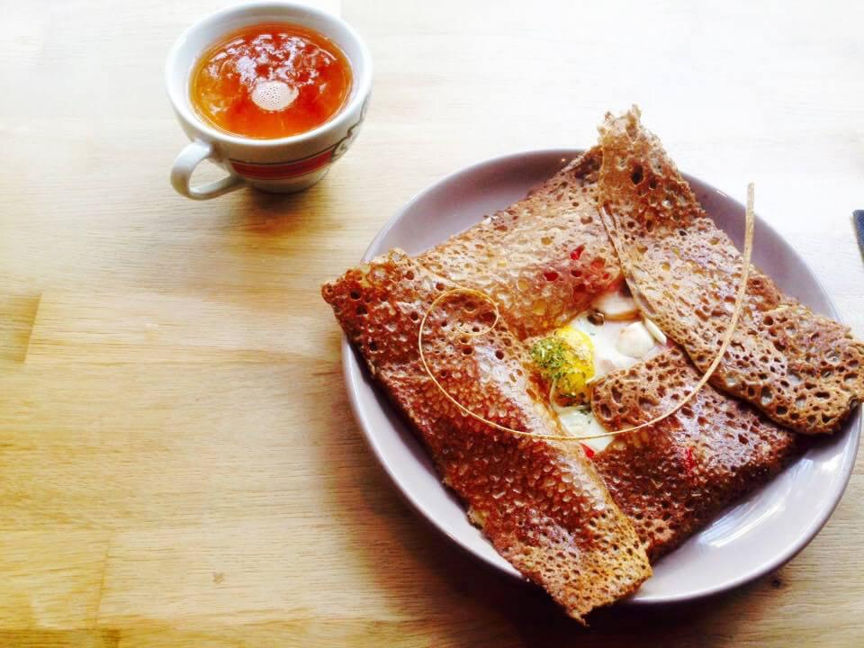 Onde comer crepe em Paris: Lista com as melhores crêperies!
