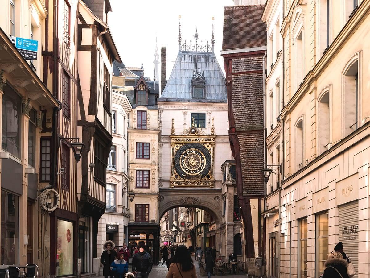 O que ver em Rouen: Roteiro pronto para um bate-volta de 1 dia