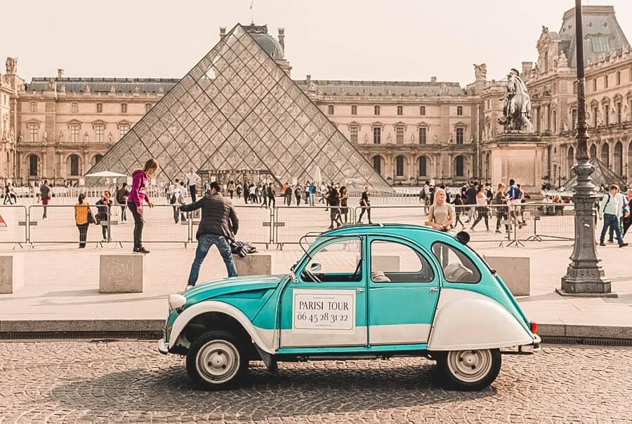 Como se locomover em Paris? 5 ideias para fugir do transporte público