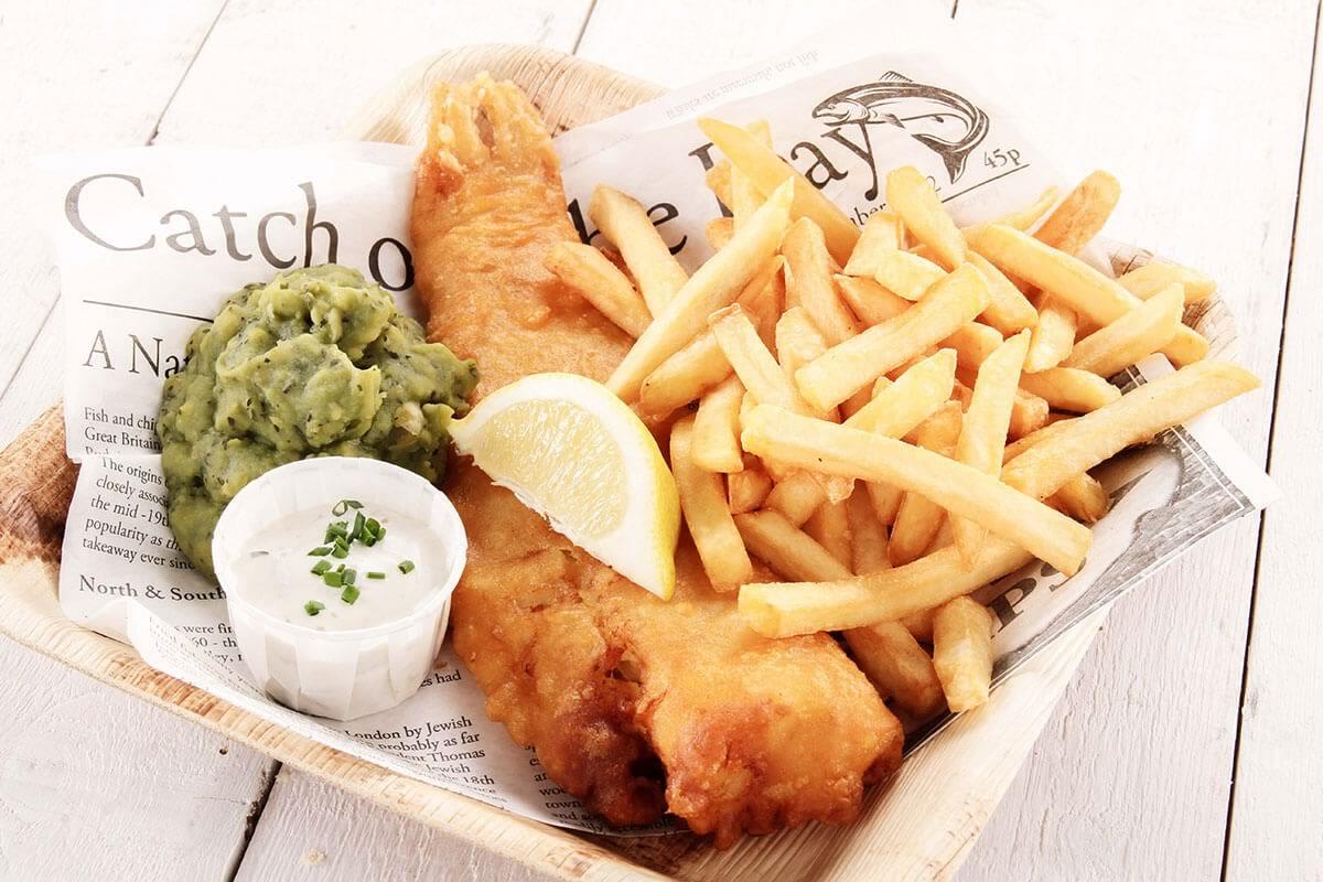 O que comer em Londres: 7 pratos típicos que você precisa provar!
