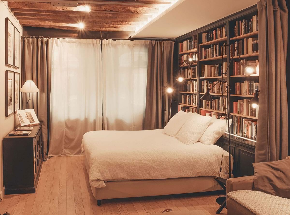 Paris Boutik Hotel: A hospedagem dos apaixonados por livros