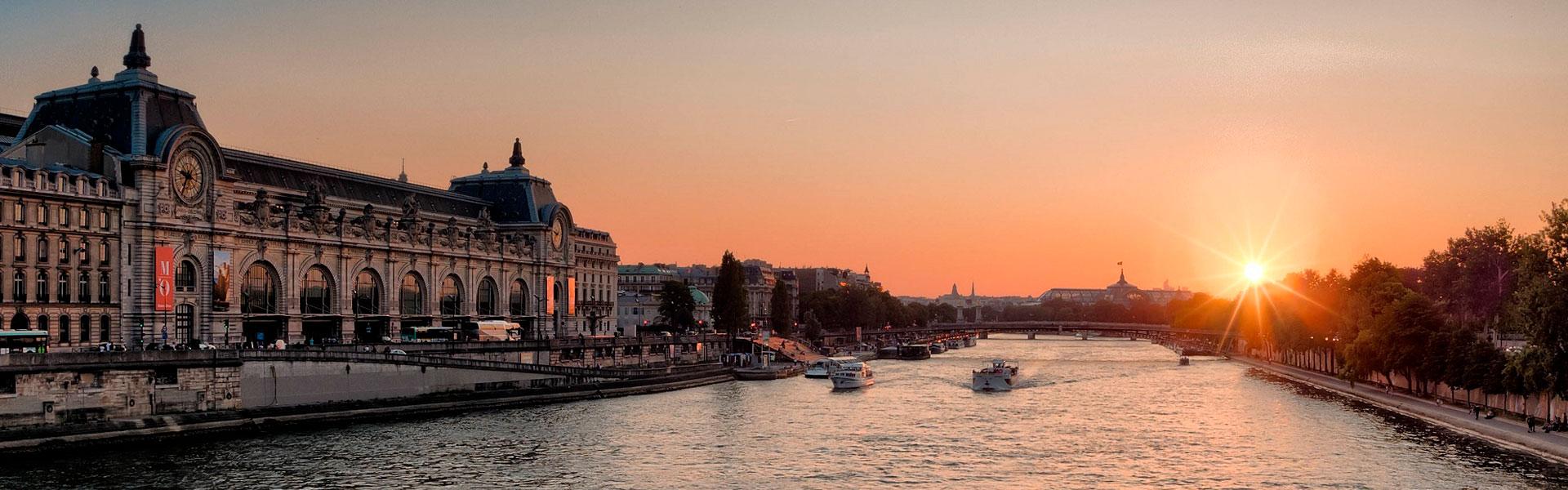 tudo sobre o clima em Paris